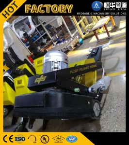 Concrete Polishing Grinding Machine Use for Underground Parking Garage pictures & photos