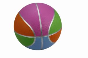 2015 New Design Rubber Basketball for Promotion pictures & photos