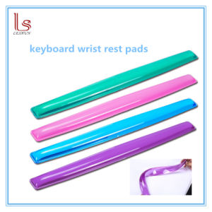 Mouse Keyboard Soft Gel Wrist Rest Support Cushion Pad pictures & photos