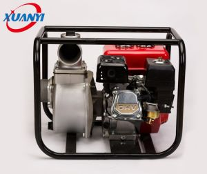 6.5HP Mini high Pressure Kerosene/Gasoline Water Pump Wp30k with Good Spare Parts pictures & photos