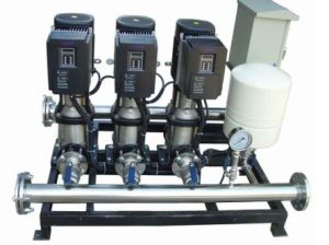 Intelligent Constant Pressure Water Supply Equipment for Multi Pump pictures & photos