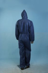 Disposable Protective Coverall Non Woven Coverall with Ce pictures & photos