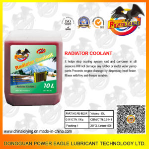 10L Red Radiator Coolant