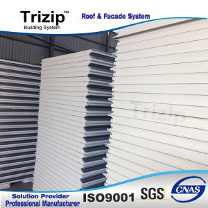 Polyurethane Core Sandwich Panels. pictures & photos