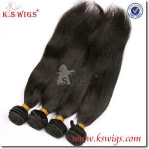 5A Grade High Quality Virgin Remy Indian Hair pictures & photos