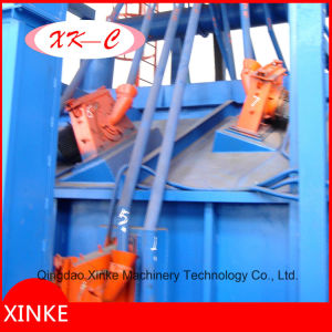 Large Steel Structure Sand Blasting Polishing Abrator pictures & photos