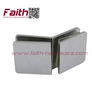 Durable Frameless Shower Stainless Steel Glass Clamp (GCR. 902. BR) pictures & photos