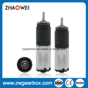8mm DC 4.2V High Precision Small Transmission Gearbox pictures & photos