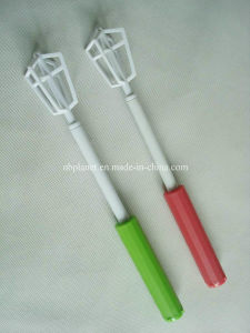 Semi-Automatic Rotating Egg Beater Mixer Whisk New Design pictures & photos