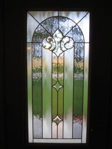 Decorative Inlaid Glass for Door Window pictures & photos