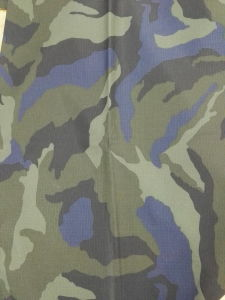 Malaysia Navy Style Military Camouflage Fabric pictures & photos