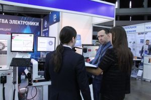 Russia Radel Showed Prototyping SMT Machine, Pick and Place Machine pictures & photos