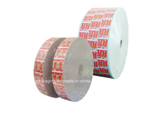 China Heli Aseptic Packaging Materials in Roll for Juice and Milk pictures & photos