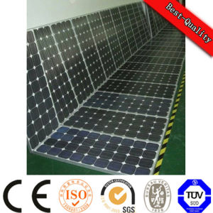 10-300W Mono/Poly Solar Cell Photovoltaic Solar Panel pictures & photos
