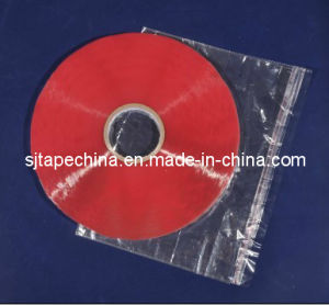 Cold-Resistant Re-Sealable Bag Sealing Tape pictures & photos