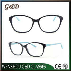 Fashion Popular Acetate Eyewear Eyeglass Optical Frame pictures & photos
