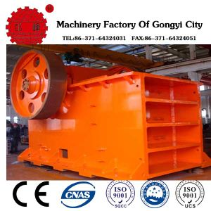 Jaw Crusher for Sale Made in China