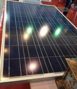250W/30V Poly Solar Panel Mainly Use for on-Grid Solar Power System pictures & photos
