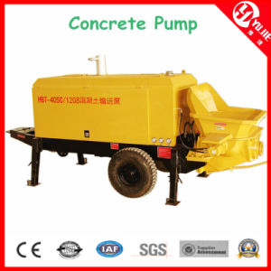 40m3/H Concrete Pump, Concrete Pump Trailer, Concrete Conveying Pump pictures & photos