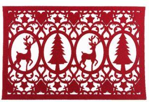 Christmas PVC Table Mat pictures & photos