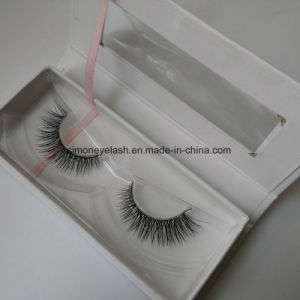 Hot Sale 100% Handmade Siberian Mink False Eyelashes with Custom Packaging pictures & photos