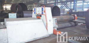 Plate Rolling Machine for Ship, Tank with Warranty 3 Years pictures & photos