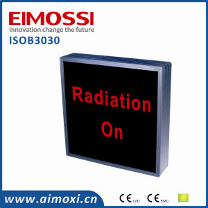 X-ray in Use LED Sw Method Sign pictures & photos