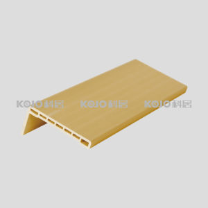 Customized Waterproof WPC Material PVC Foamed Door Frame (MT-7008) pictures & photos