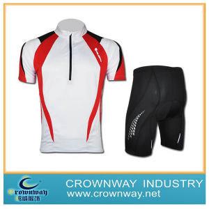 Sport Fit Cool Fashion Cycling Jeresy Set for Men pictures & photos