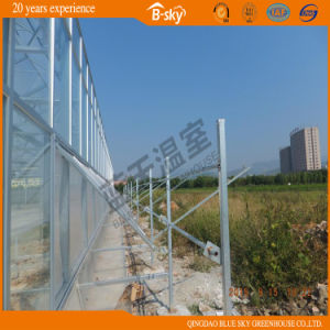 High Light Transmittance PC Sheet Greenhouse for Planting pictures & photos