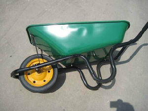 Wheelbarrow Hand Trolley Tool Cart Handcart Wb3800 Wheel Barrow pictures & photos
