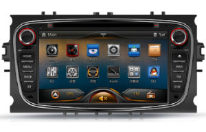 Car Android GPS Navigation DVD Player System for Ford Foucs Mondeo (ZN-FD01)
