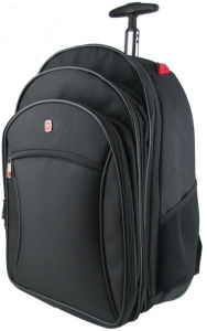 Black Bags Rolling Laptop Bag (ST7049) pictures & photos