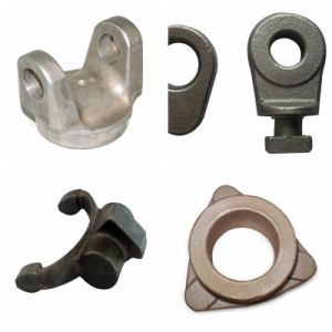 OEM Stainless Steel Forged Part for Ariculture Machinery pictures & photos