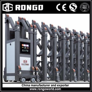 Rongo Brand Electric Folding Main Door