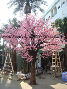 Factory Sell Pink Cherry Blossom Tree Wedding Decoration pictures & photos