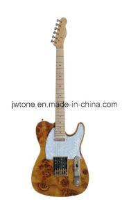 Birdeye Body Top Tele Electric Guitar pictures & photos