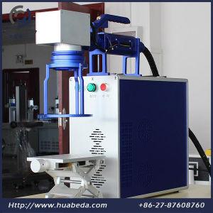 Portable Mini Fiber Laser Marking Machine pictures & photos