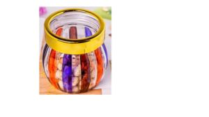Glass Jar for Food Candy pictures & photos