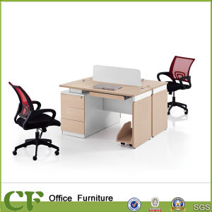 2 Seaters Office Table /Computer Desk pictures & photos