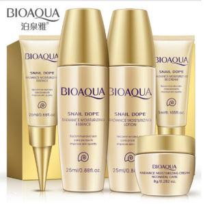 New Popular Skin Care Bioaqua Counter Set Toner+Eye Cream+Essence Milk +Essence Cream +Bb Cream Skin Care 5PCS/Set pictures & photos