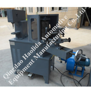 Factory Supply Brake Lining Riveting and Grinding Machine with Dust Collector pictures & photos