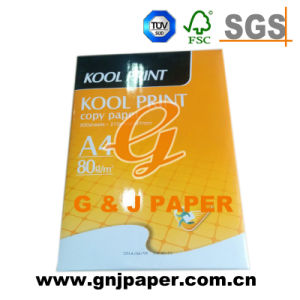 Chinese OEM Copy Recycled Paper A4 80GSM for Sale pictures & photos