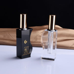 Unique Shape Crystal Perfume Bottle Decoration (KS24072) pictures & photos