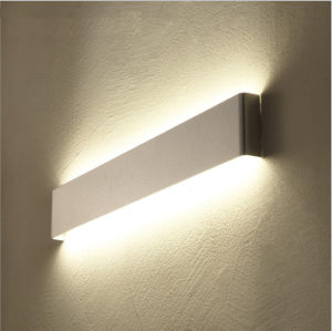 Very Popular Home Depot Modern Black LED Wall Sconces Lamp Lights for Bathroom, Bedside or Living Room pictures & photos