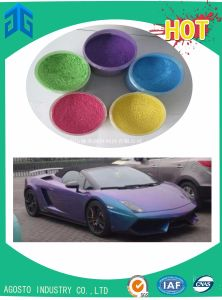 China Factory′s Color Shifting Thermochromic Pigment pictures & photos