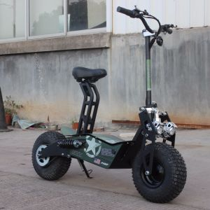 off-Road Electric Scooter 1600W Fat Tire 48V 12ah for Cross-Country pictures & photos