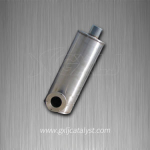 DPF Particulate Filter with Muffler for Vehicle Converter pictures & photos