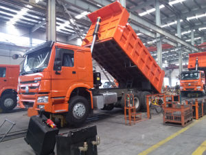 Sinotruk HOWO 6X4 Dumper Tipper Truck Lorry and Heavy Truck pictures & photos