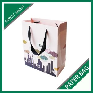 Cheap Rope Custom Made Wholesale Paper Bag pictures & photos
